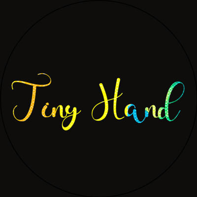 Tiny Hand Letter